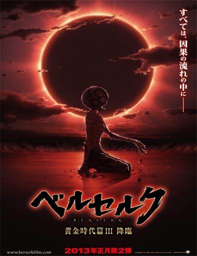 Berserk: La Edad De Oro Iii – El Advenimiento (2013)