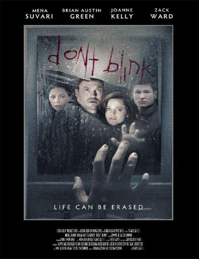 Poster de Don't Blink