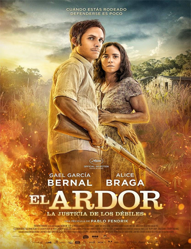 Poster de El Ardor