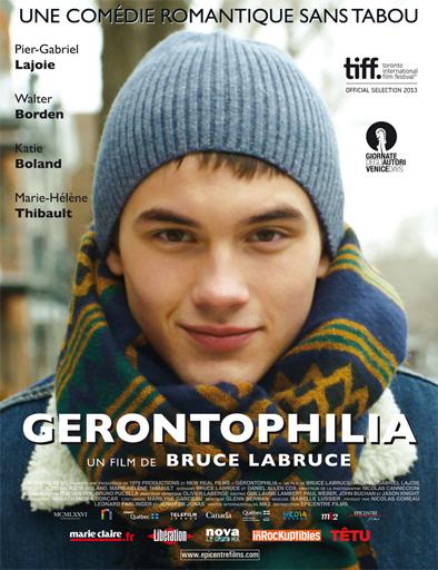 Poster de Gerontophilia