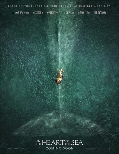 Poster de Heart of the Sea (En el corazón del mar)