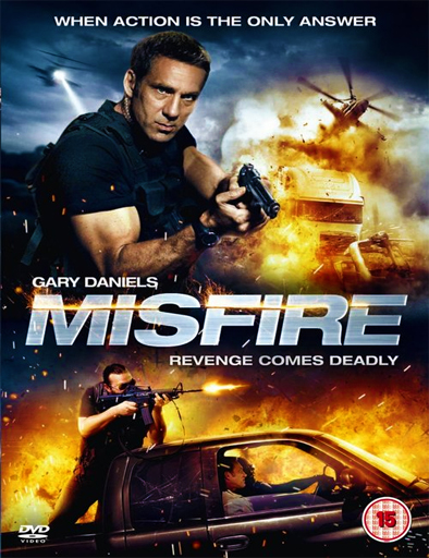 Misfire: Agente Antidrogas