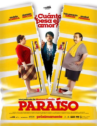 Poster de Paraíso: ¿Cuánto pesa el amor?