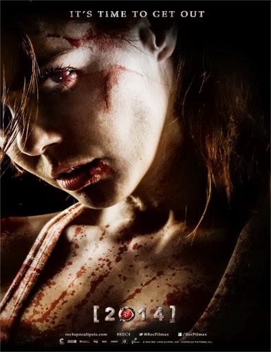 Poster de Rec 4 Apocalipsis
