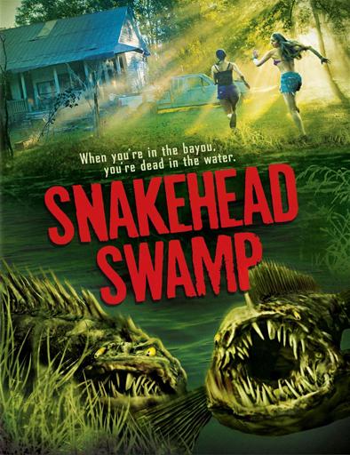 SnakeHead Swamp  (La maldición del pantano )