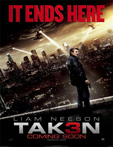 Taken 3 (Búsqueda implacable 3)