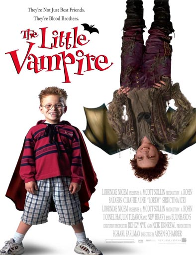 The Little Vampire (El pequeño vampiro)