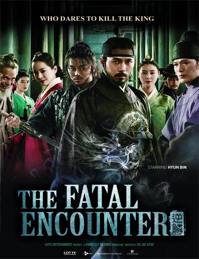Poster de Yeok-rin (The Fatal Encounter)