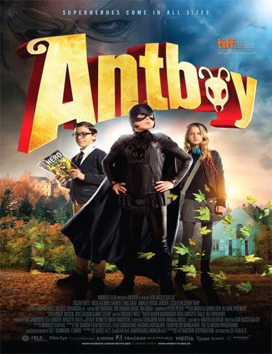 Poster de Antboy, el pequeño gran superhéroe