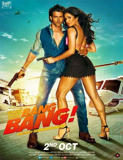 Poster de Bang Bang! (Operación Koh-I-Noor)