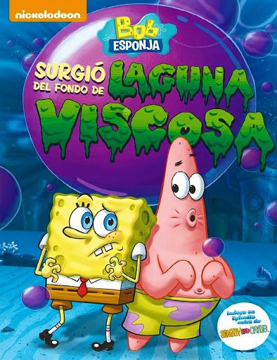 Ver Bob Esponja: Vino de la laguna viscosa (2014) Online