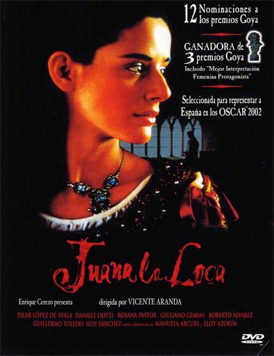 Poster de Juana la Loca