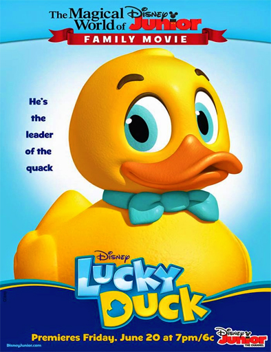 Ver Lucky, el patito con suerte (2014) Online