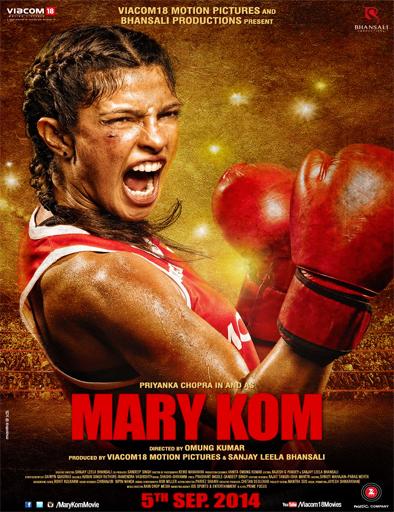 Poster de Mary Kom