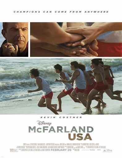 Poster de McFarland: Sin límites