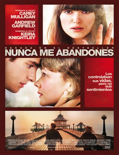 Poster de Never Let Me Go (Nunca me abandones)