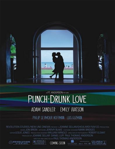 Poster de Punch-Drunk Love (Embriagado de amor)