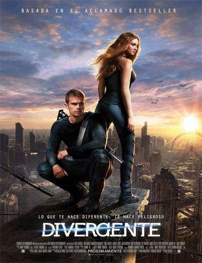 Ver Divergent Divergente 2014 Online