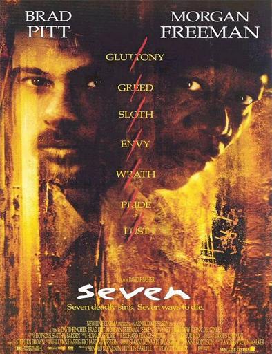Los siete pecados capitales (Seven)