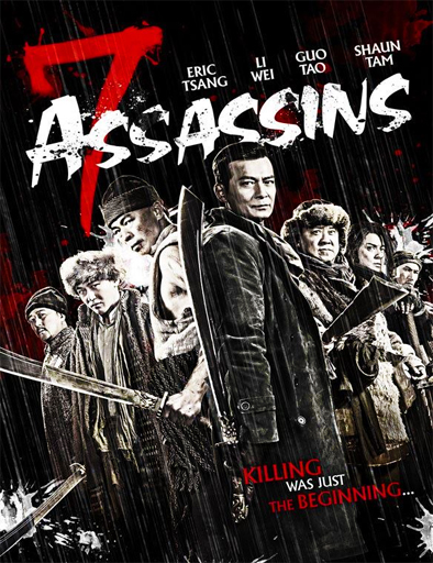 Poster de 7 Assassins
