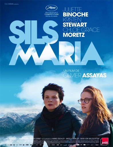 Poster de Clouds of Sils Maria (Las nubes de María)