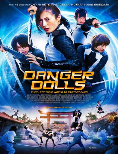 Danger Dolls (Shôjo wa isekai de tatakatta)