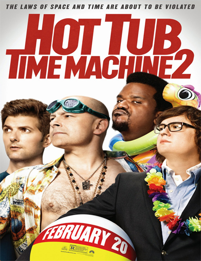 Poster de Hot Tub Time Machine 2 (Jacuzzi al pasado 2)
