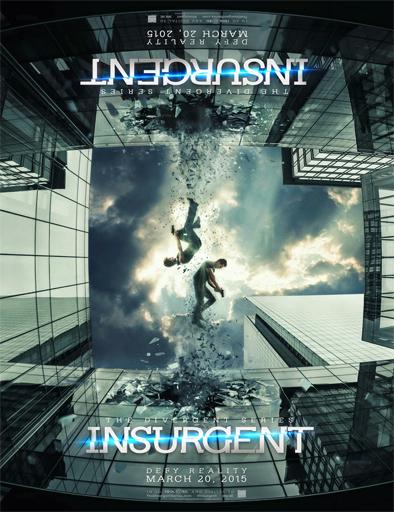 Poster de Insurgent (Insurgente)