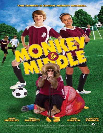 Poster de Monkey in the Middle (Un Mono Entrometido)