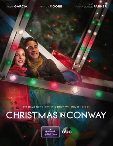 Poster de Navidad en Conway