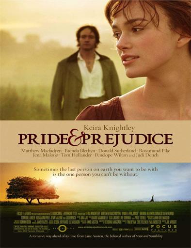 Ver Pride And Prejudice Orgullo Y Prejuicio 2005 Online