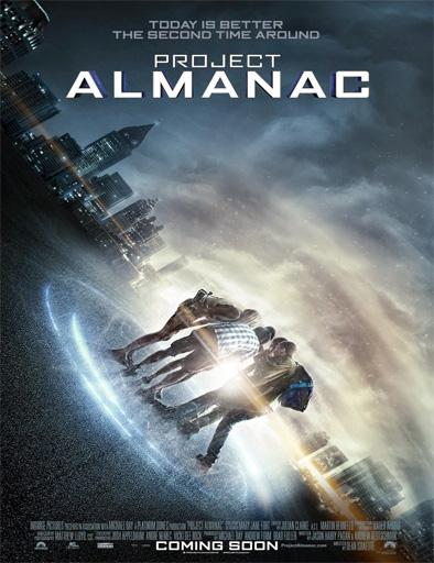 Poster de Project Almanac (Bienvenidos al ayer)