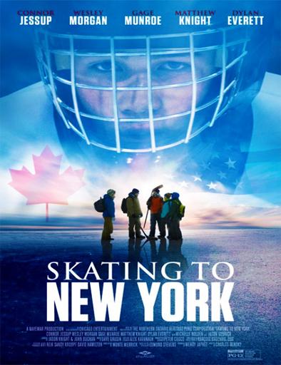 Poster de Skating to New York
