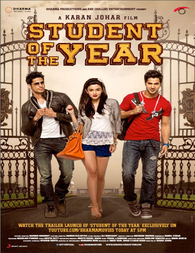 Poster de Student of the Year