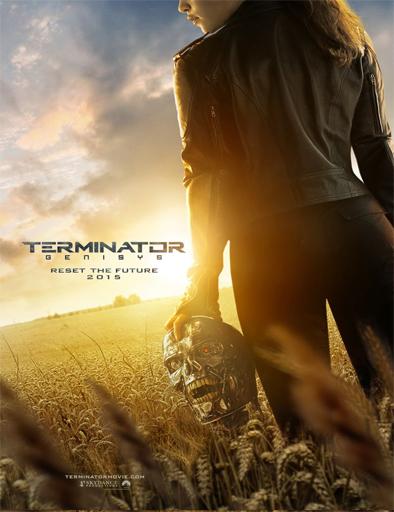 Poster de Terminator 5: Génesis