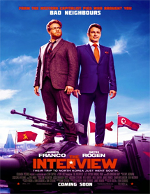 Poster mediano de The Interview (Una Loca Entrevista)