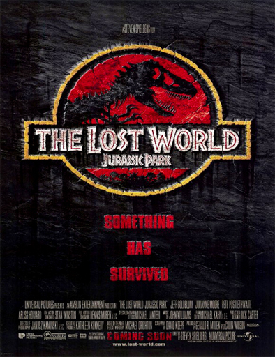 The Lost World: Jurassic Park ( El mundo perdido: Parque Jurásico)