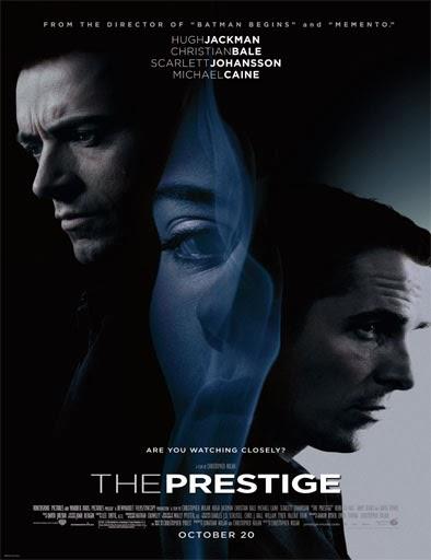 Poster de The Prestige