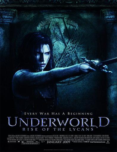 Underworld 3 (Inframundo 3: La rebelión de los Lycans)