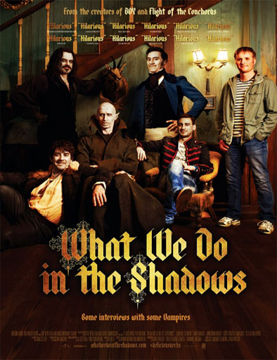 Lo que hacemos en las sombras 2014[720p][Latino][MEGA]