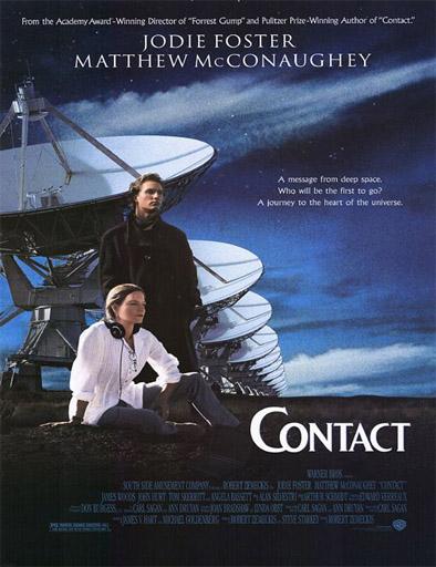 Poster de Contact (Contacto)