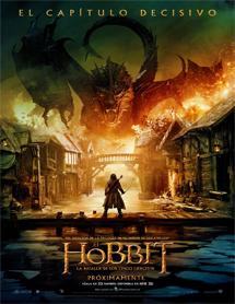 Poster mediano de El Hobbit: La batalla de los Cinco Ejércitos