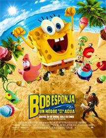 Poster mediano de Bob Esponja: Un héroe fuera del agua