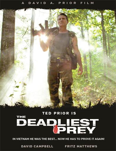 Poster de Deadliest Prey