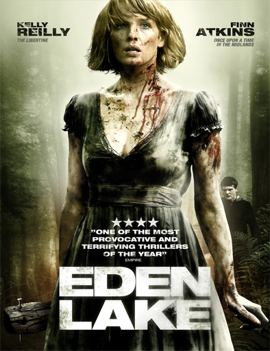 Poster de Eden Lake (Silencio en el lago)