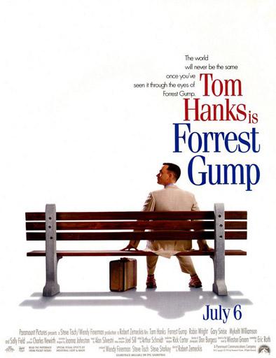 Poster de Forrest Gump