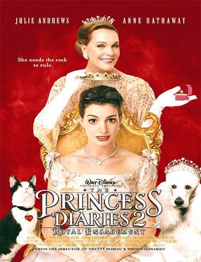 Princesa por sorpresa 2 (El diario de la princesa 2)