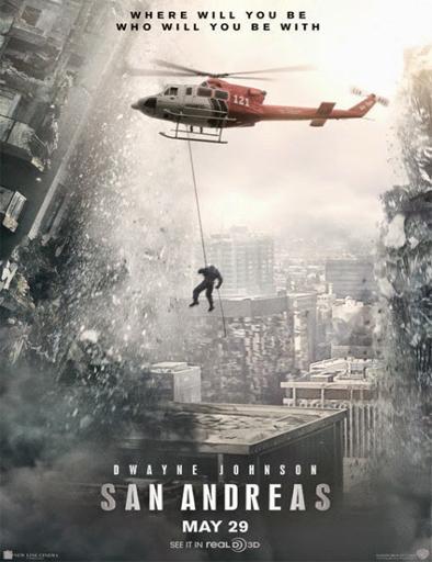 San Andreas (Terremoto: La falla de San Andrés) Película Completa