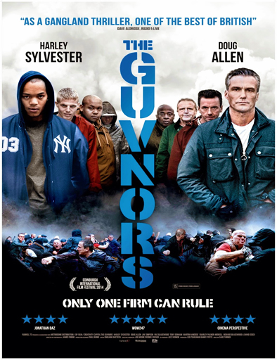 The Guvnors (2014) Poster