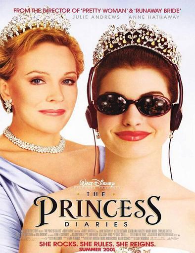 Poster de El diario de la princesa